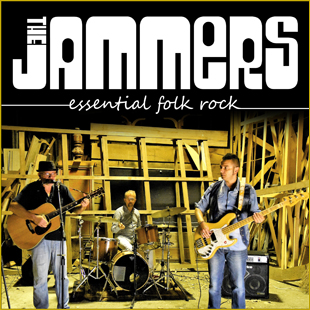 The Jammers - folk rock trio