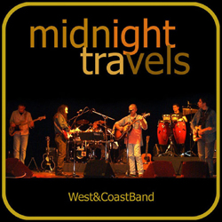 Midnight travels cover